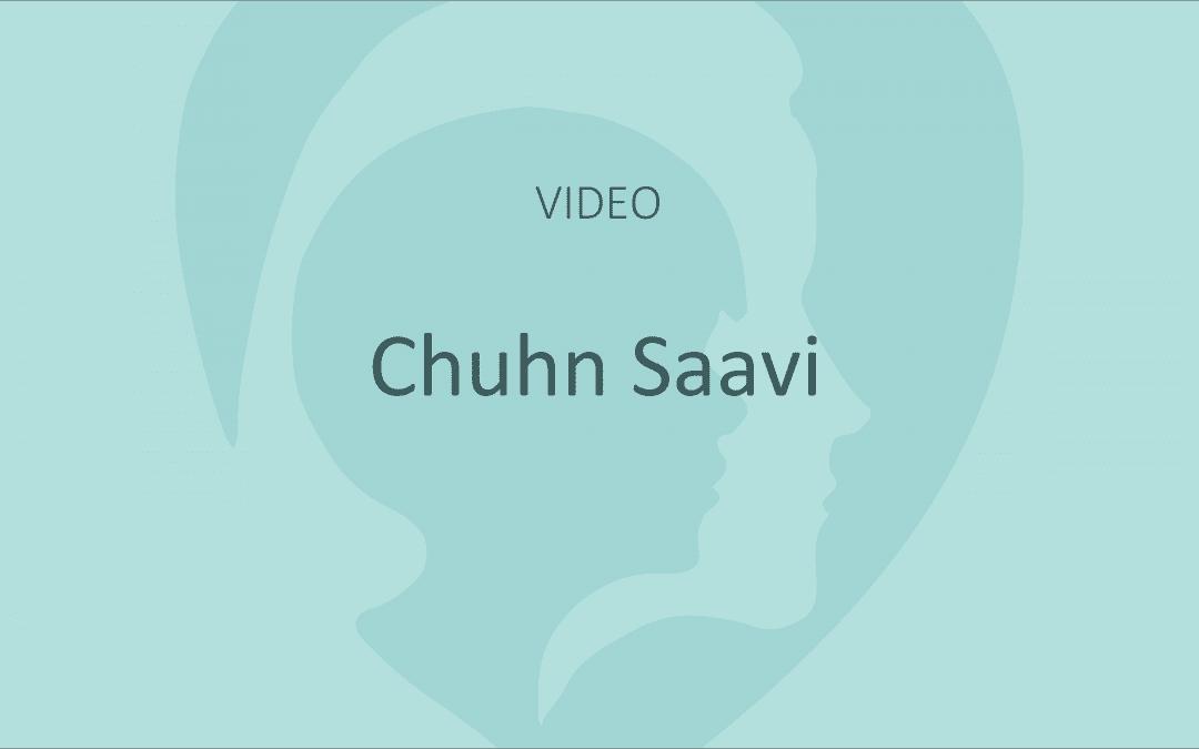 Chuhn Saavi
